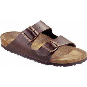 Birkenstock ARIZONA hnědá 36 - Unisex pantofle