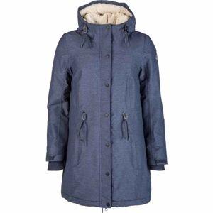 Lotto PAULINA tmavě modrá XL - Dámský kabát