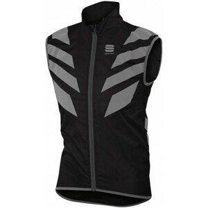 Sportful REFLEX VEST černá M - Unisex vesta