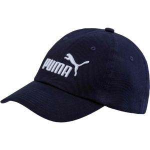 Puma ESS CAP JR tmavě modrá YOUTH - Dětská kšiltovka