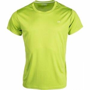 Kensis VON zelená L - Pánské triko