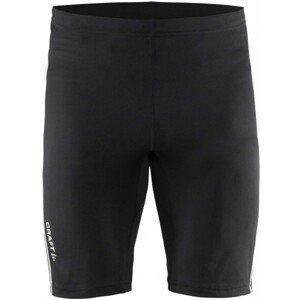 Craft MIND SHORT TIGHTS černá S - Pánské běžecké šortky