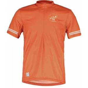 Maloja DOMENICA M. ALL MOUNTAIN oranžová S - Dres s krátkým rukávem