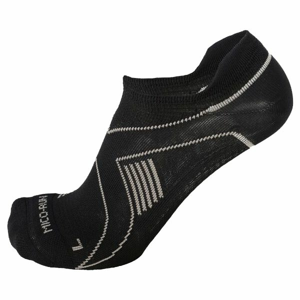 Mico EXTRALIGHT WEIGHT RUN černá L - Funkční běžecké ponožky