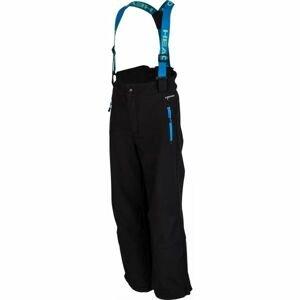 Head LING modrá 140-146 - Dětské softshellové lyžařské kalhoty