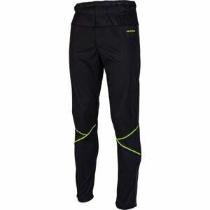 Arcore TIBER černá XL - Pánské běžecké kalhoty