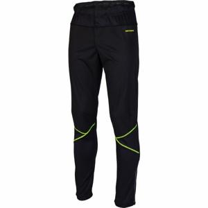 Arcore TIBER černá L - Pánské běžecké kalhoty
