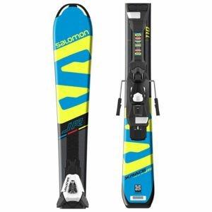 Salomon E X-RACE JR S + E C5  110 - Juniorské sjezdové lyže