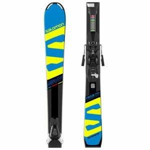 Salomon E X-RACE JR SW + E L7  140 - Juniorské sjezdové lyže