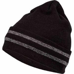 Willard ROB černá UNI - Pletená čepice