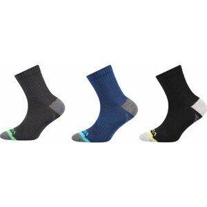 Voxx MAXTERIK 3P černá 20-22 - Dětské ponožky