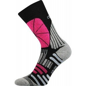 Voxx LAURA tmavě šedá 26-28 - Dámské ponožky