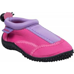 Miton BONDI růžová 31 - Dětské boty do vody