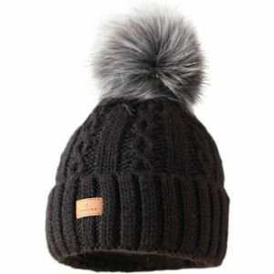 Starling AXEL černá UNI - Zimní čepice