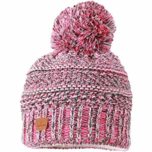 Starling BRANWEN růžová UNI - Zimní čepice