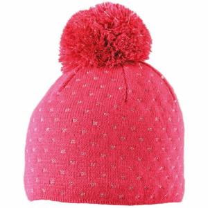 Starling DOTI růžová UNI - Zimní čepice