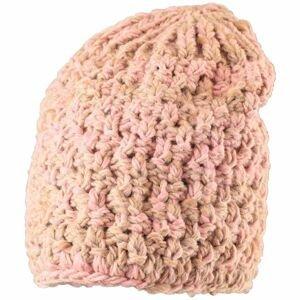 Starling KINK růžová UNI - Zimní čepice