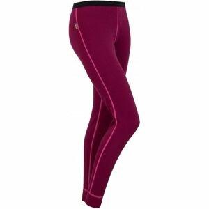 Sensor WOOL W červená XL - Dámské spodní kalhoty