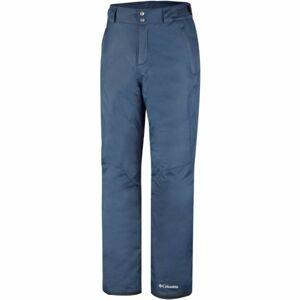 Columbia BUGABOO OMNI HEAT PANT modrá L - Pánské lyžařské kalhoty