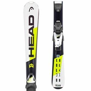 Head SUPERSHAPE TEAM SLR2 + SLR 7.5AC  137 - Dětské sjezdové lyže