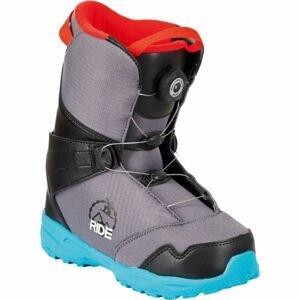 FTWO TEAM KIDS ATOP  37 - Dětská snowboardová bota