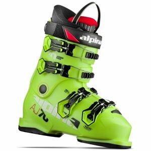 Alpina AJ 70  24.5 - Juniorská sjezdová obuv