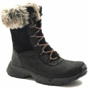 Ice Bug WOODS W MICHELIN WIC černá 38 - Dámská zimní obuv
