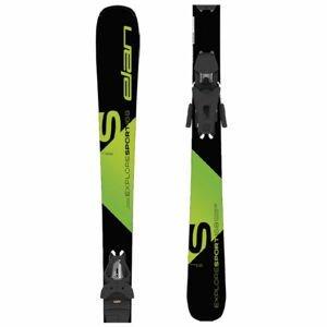 Elan EXPLORE SPORT LS + EL 9  144 - Sjezdové lyže