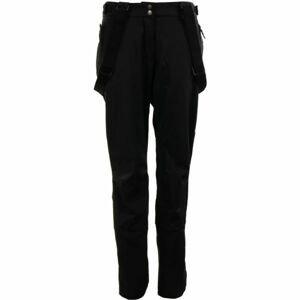 ALPINE PRO HIRUKA 2 černá XL - Dámské softshellové kalhoty