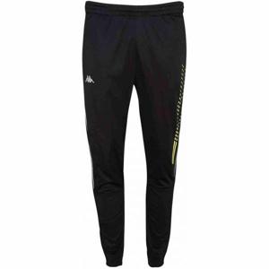Kappa LOGO GARCIO černá S - Pánské sportovní kalhoty