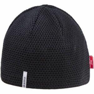 Kama ČEPICE MERINO+WINDSTOPPER černá UNI - Jednobarevná čepice