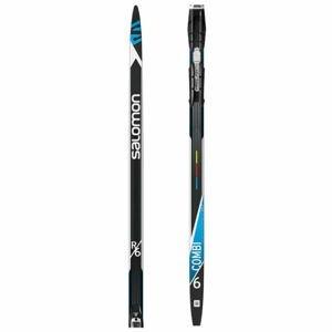 Salomon R6 COMBI + PLK PRO COMBI  188 - Unisex kombi lyže