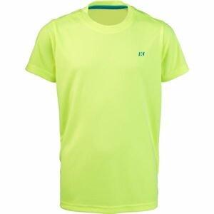 Kensis VIN žlutá 152-158 - Chlapecké triko