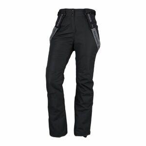 Northfinder DANIELLA černá XS - Dámské lyžařské kalhoty