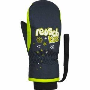 Reusch KIDS MITTEN modrá 1 - Dětské lyžařské rukavice