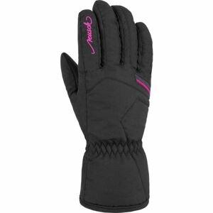 Reusch MARISA růžová 7 - Dámská lyžařská rukavice
