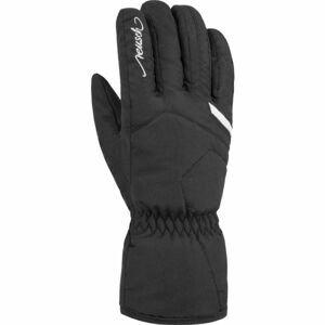 Reusch MARISA černá 7 - Dámská lyžařská rukavice