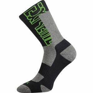 Voxx TARIX černá 29-31 - Unisex froté ponožky