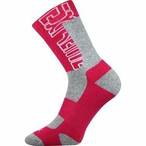 Voxx TARIX růžová 23-25 - Dámské froté ponožky