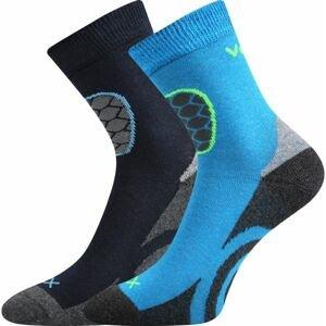Voxx LOXIK 2P černá 23-25 - Dětské froté ponožky