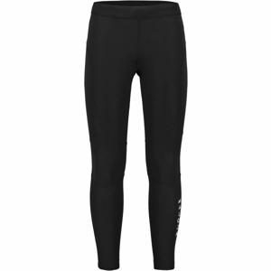 Maloja BERGELLM. černá XL - Běžecké kalhoty