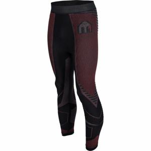 Mico 3/4 TIGHT PANTS M4 černá M-L - Funkční spodní kalhoty