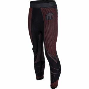 Mico 3/4 TIGHT PANTS M4 černá XL/XXL - Funkční spodní kalhoty