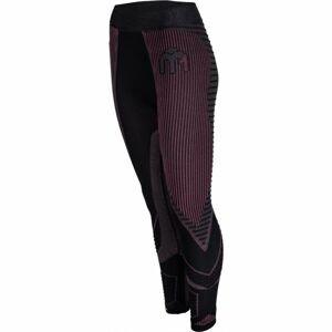 Mico 3/4 TIGHT PANTS M1 černá XL - Dámské spodní kalhoty