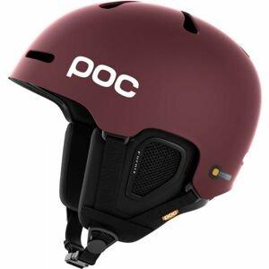 POC FORNIX červená (51 - 54) - Dětská lyžařská helma