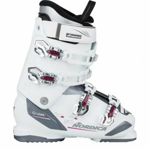 Nordica CRUISE 55 S W bílá 24 - Dámské sjezdové boty