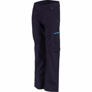 Lewro OMID tmavě modrá 164-170 - Dětské kalhoty
