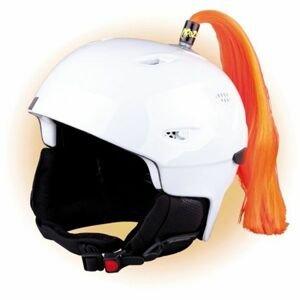 Crazy Ears CRAZY-COP oranžová  - Uši na helmu