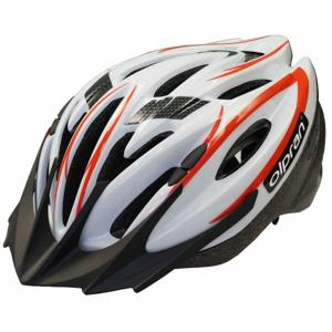 Olpran DISCOVERY bílá (57 - 60) - Cyklistická helma
