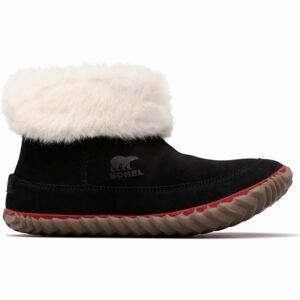 Sorel OUT N ABOUT BOOTIE černá 7.5 - Dámská obuv